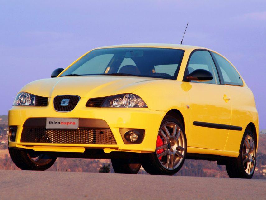 Coche del día: SEAT Ibiza Cupra 1.8T 20v