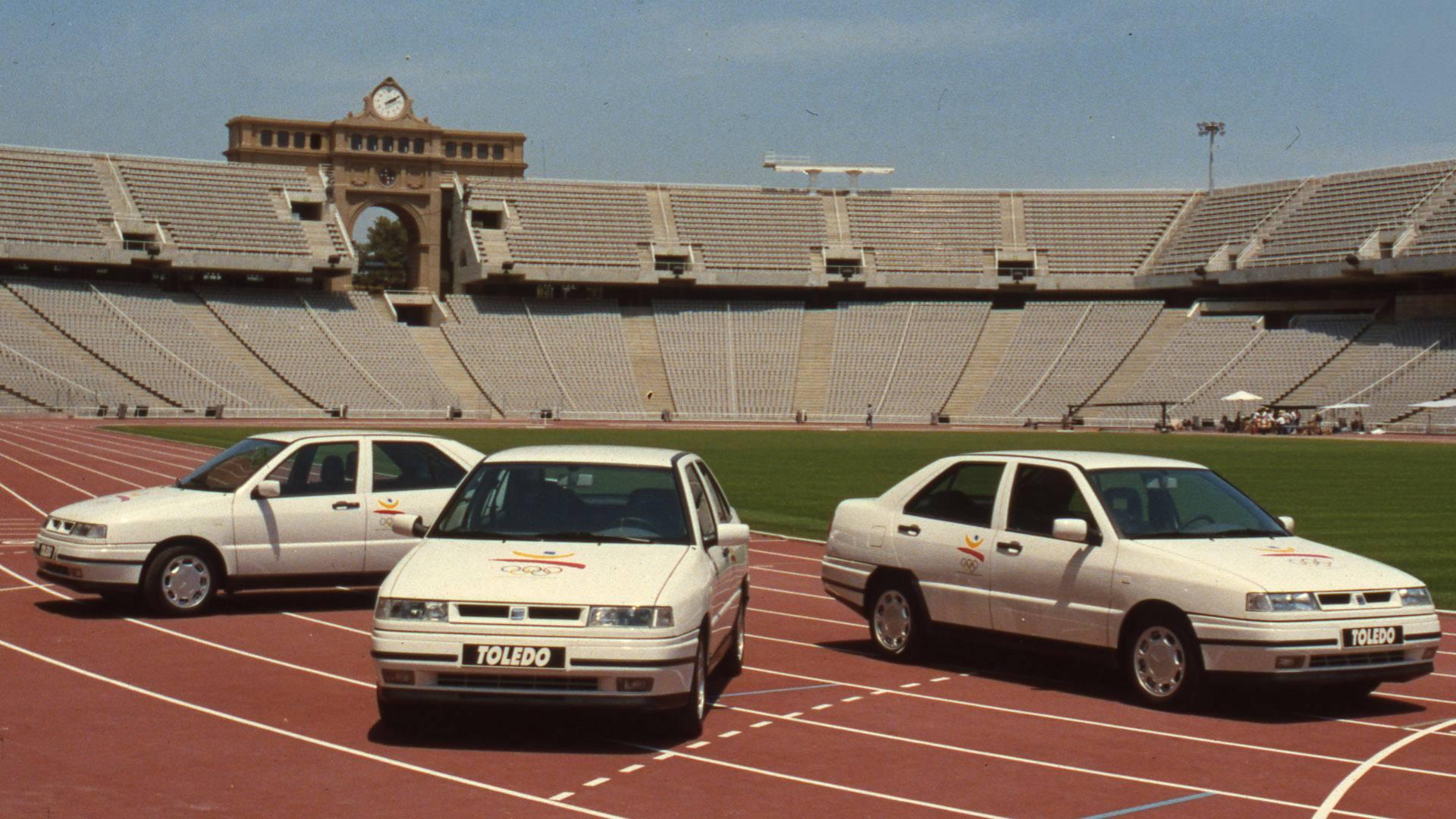 Seat Toledo Olimpic