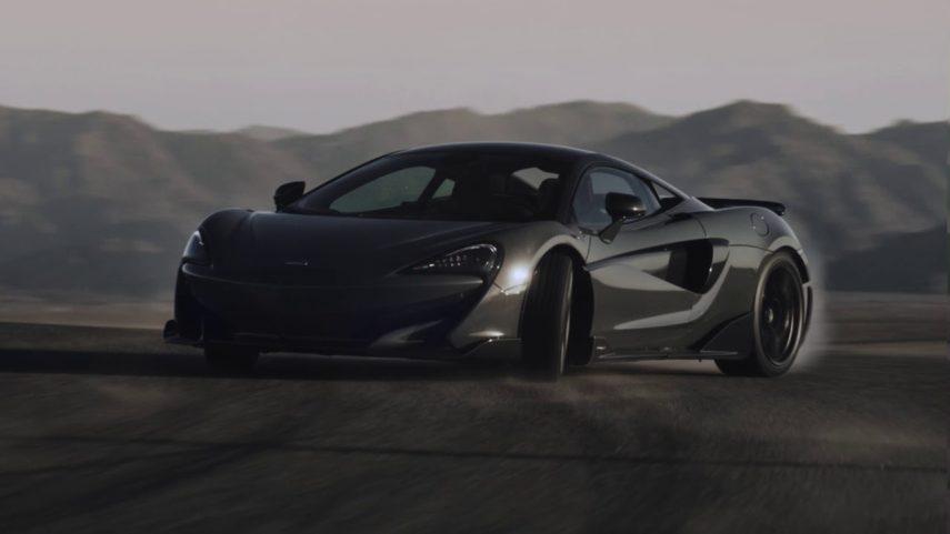 Nuevo McLaren 600LT, aún más deportivo