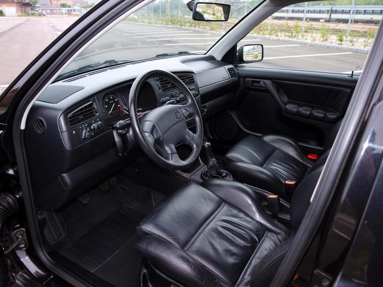 Volkswagen Golf GT Special TDI 3