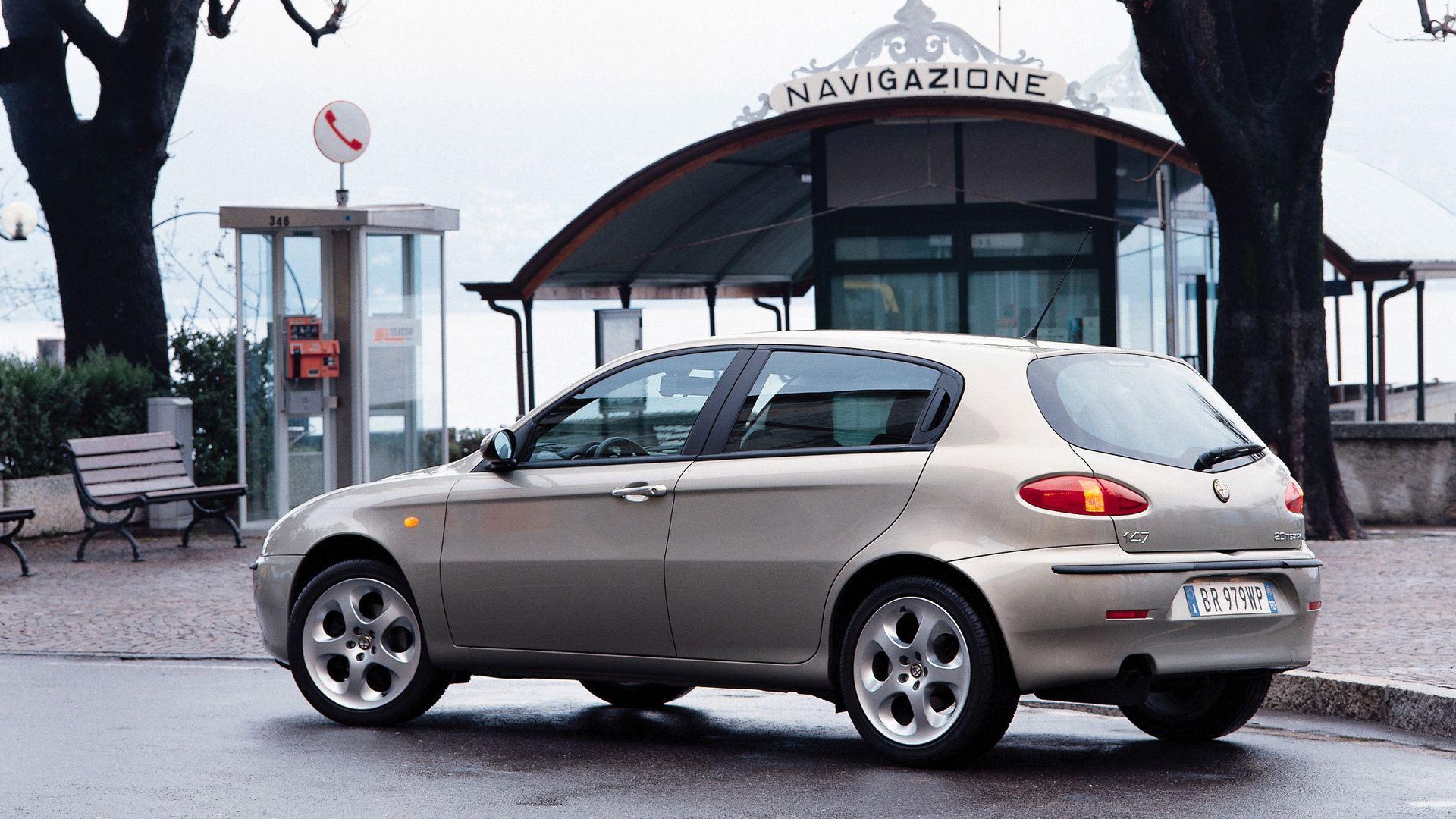 Alfa Romeo 147 2000 TS