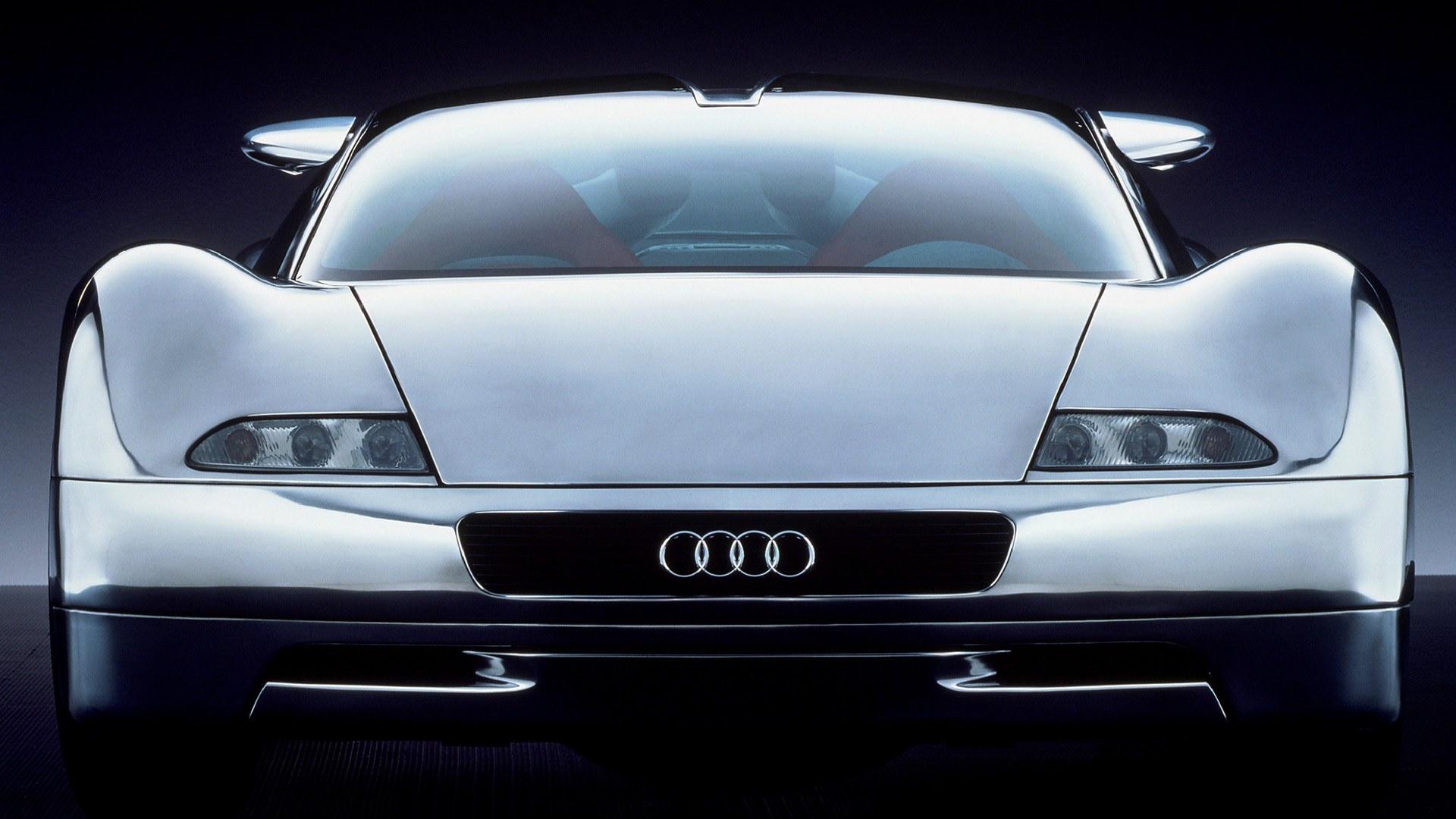 Coche del día: Audi AVUS quattro Concept