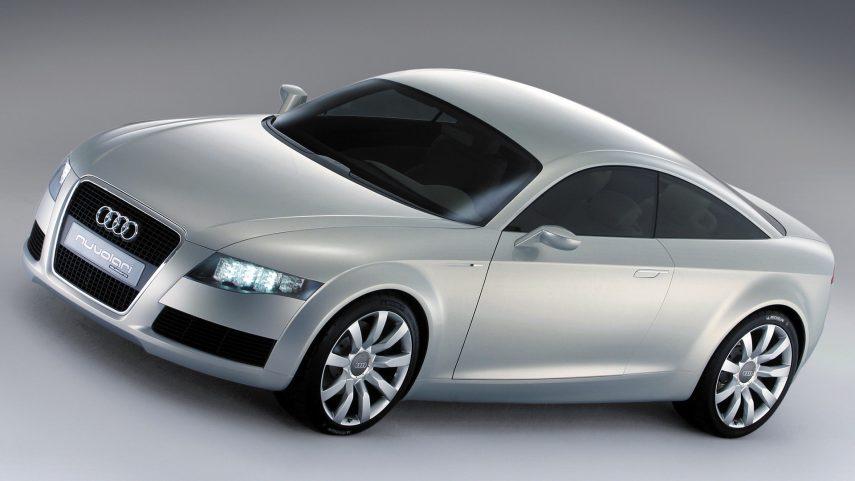 Coche del día: Audi Nuvolari quattro Concept