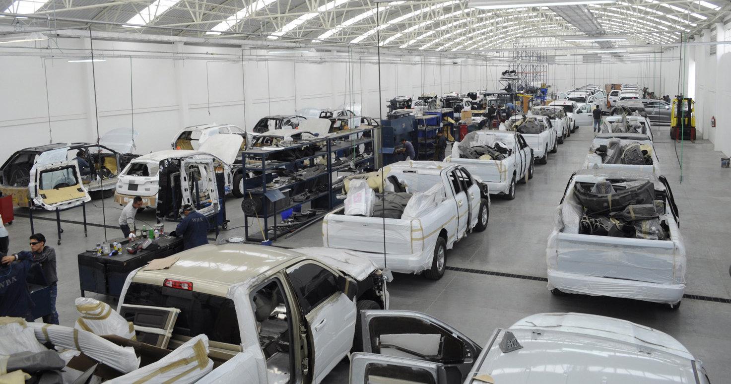 El negocio de los vehículos blindados hace su agosto en México