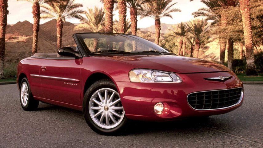 Coche del día: Chrysler Sebring Cabrio