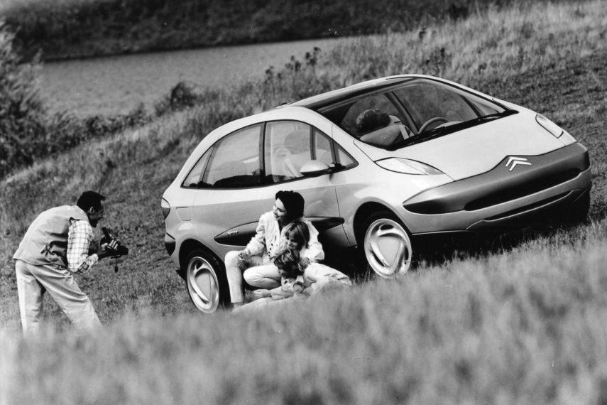 Coche del día: Citroën Xanae Concept