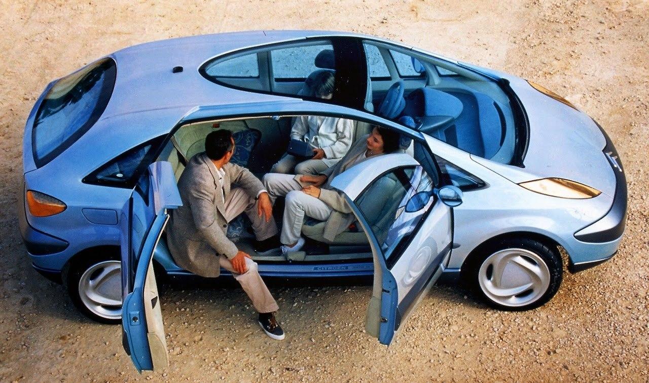 Citroën Xanae Concept