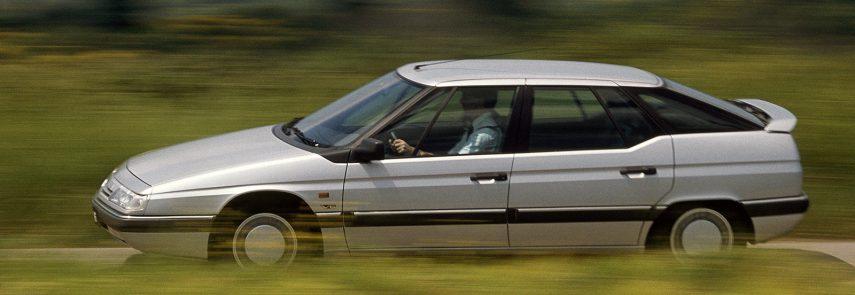 Coche del día: Citroën XM V6 (1989)