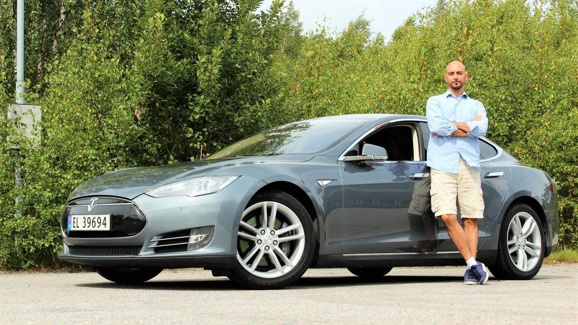 """Entrevista a Saúl López: «sube a un Tesla, pon el modo """"Ludicrous"""" y pisa a fondo»"""