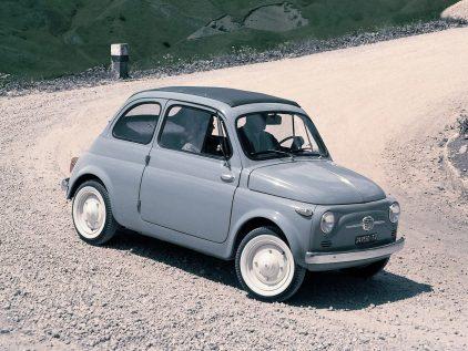 Fiat 500 Prima Serie
