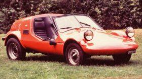 Fiat 500 Zanzara Zagato