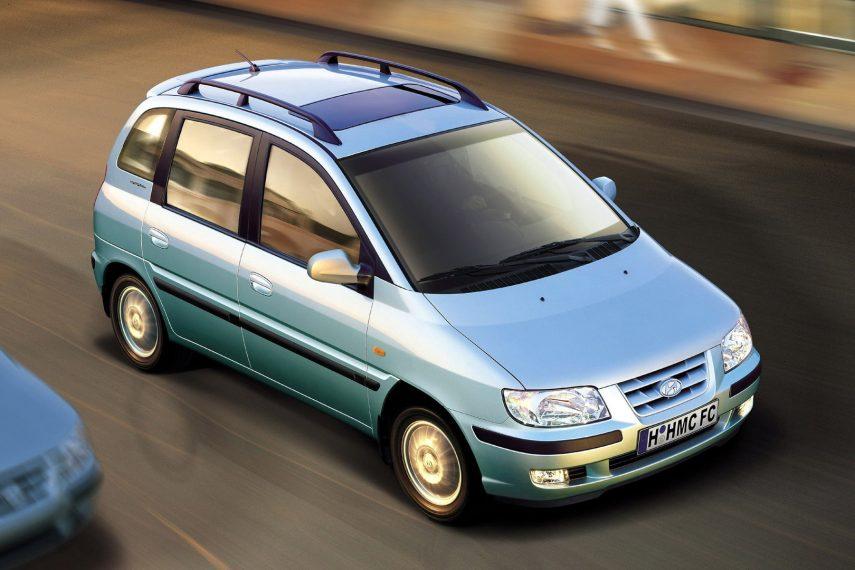 Coche del día: Hyundai Matrix 1.5 CRDi