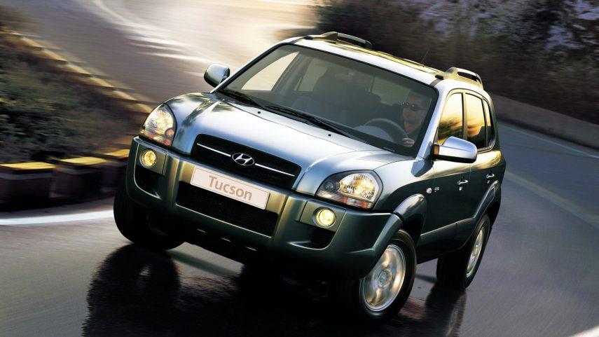 Coche del día: Hyundai Tucson 2.0 CRDi