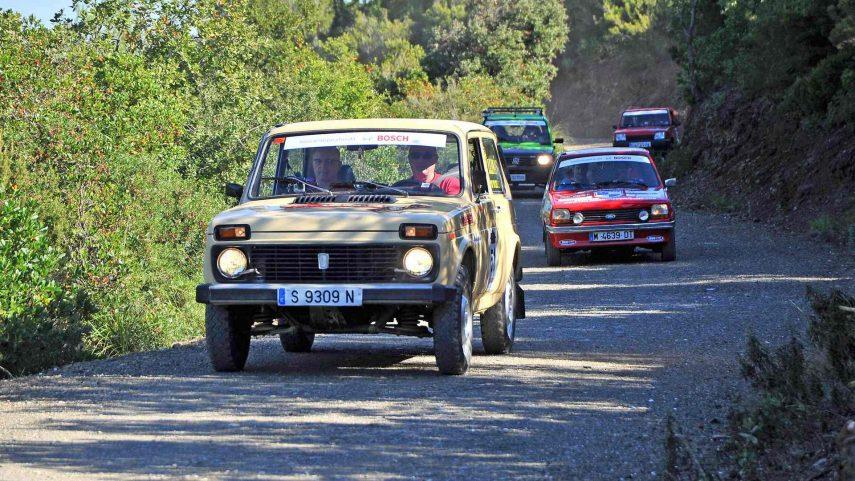 La V edición del Spain Classic Raid desvela su recorrido