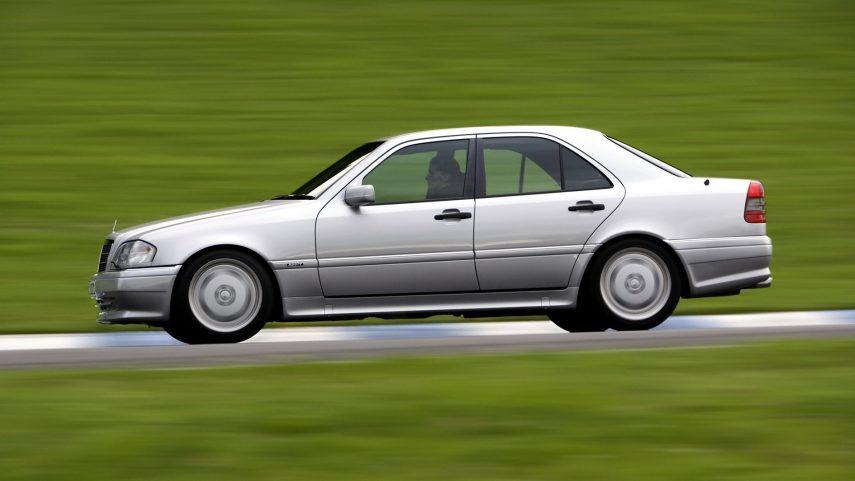 Coche del día: Mercedes-Benz C 36 AMG
