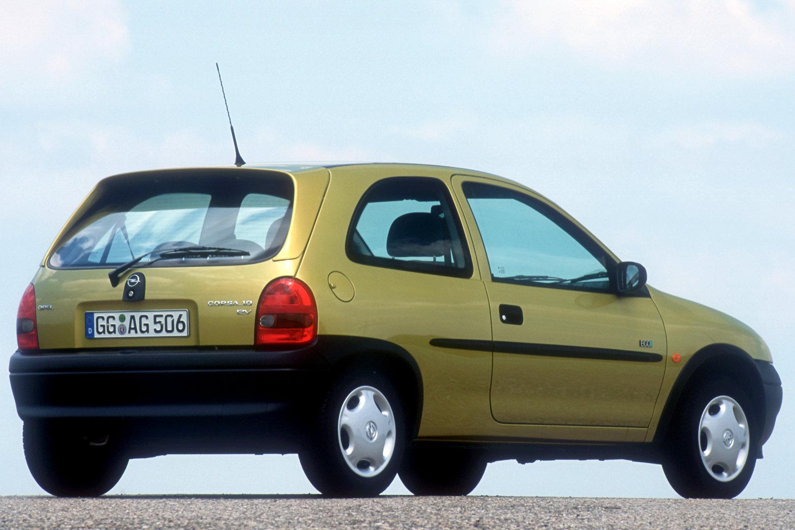 Opel Corsa ECO 2