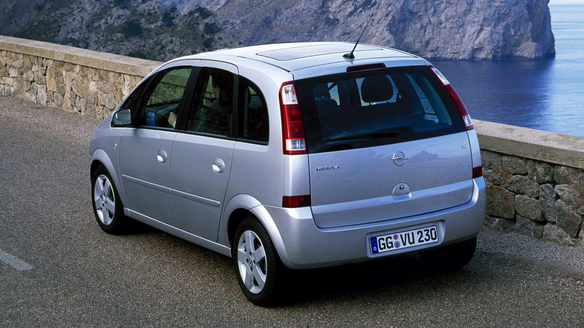 Opel Meriva 2003 2
