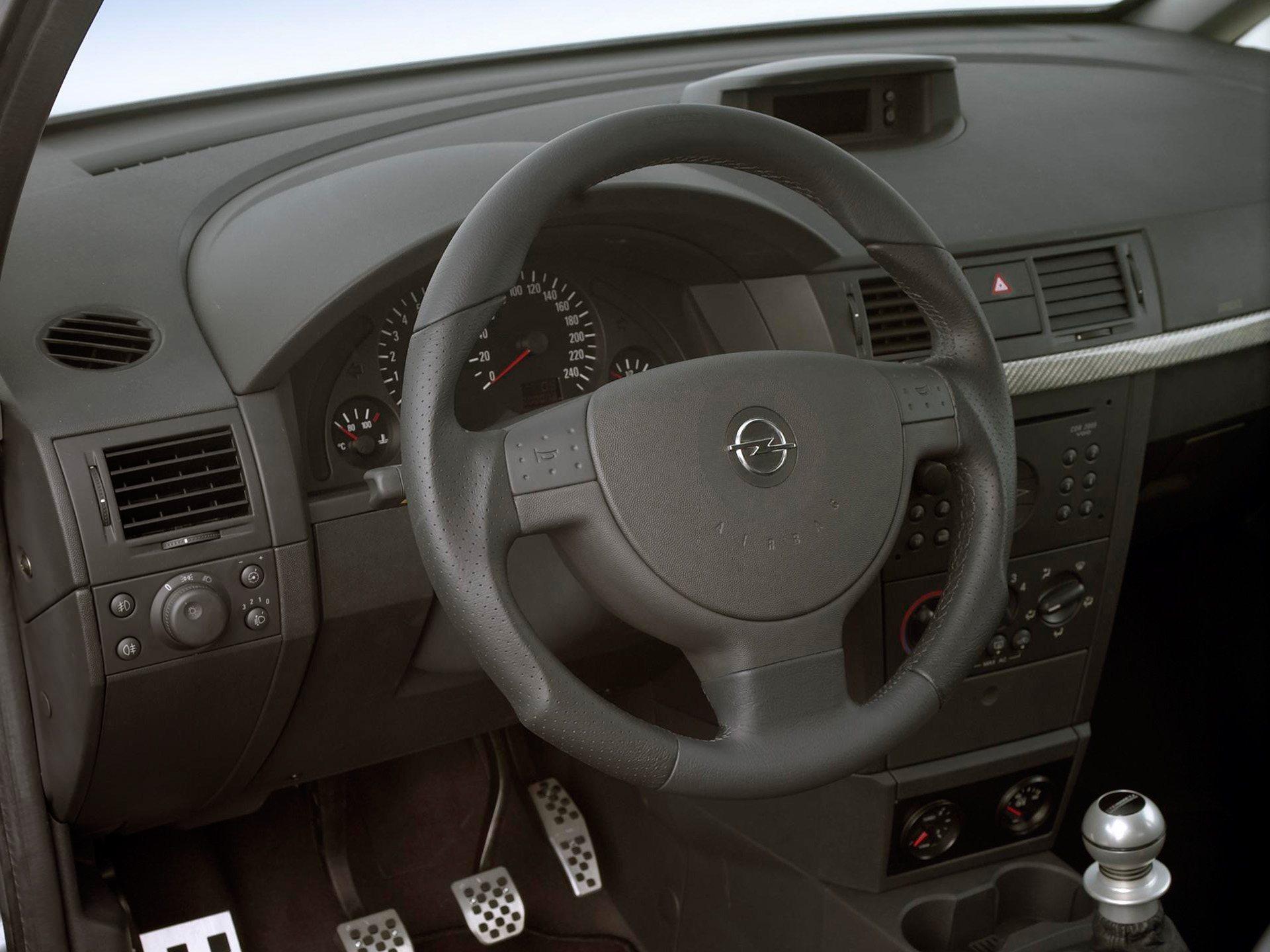 Opel Meriva 2003 3