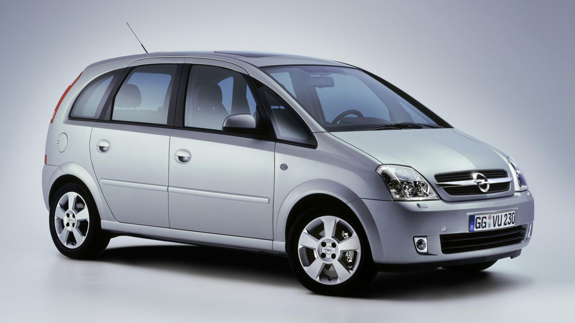 Coche del día: Opel Meriva 1.6 XE