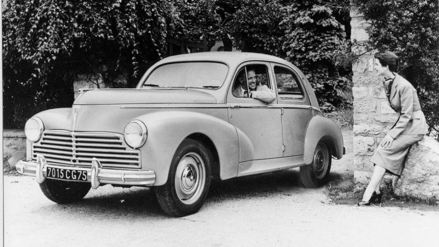 Coche del día: Peugeot 203