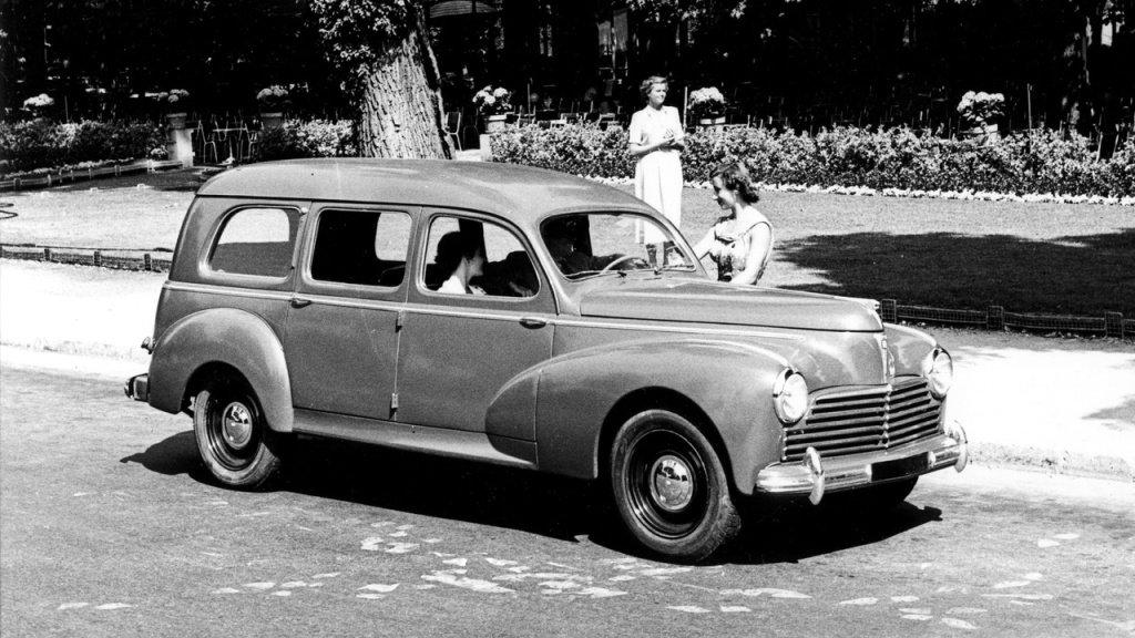 Peugeot 203 Familliale