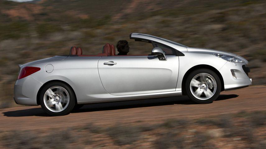Coche del día: Peugeot 308 CC