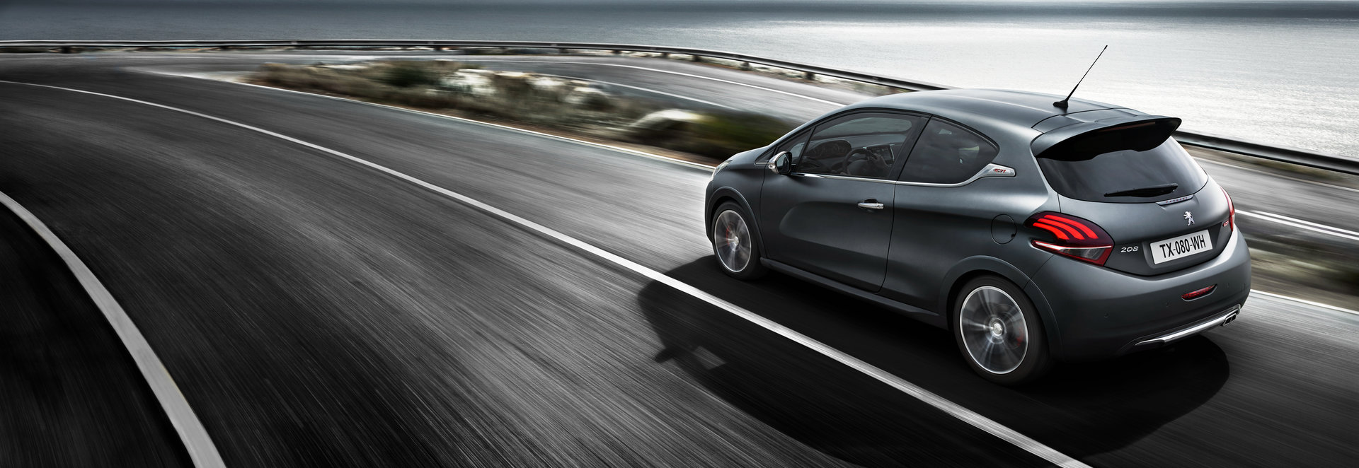 El futuro Peugeot 208 GTi se podrá elegir como eléctrico o híbrido
