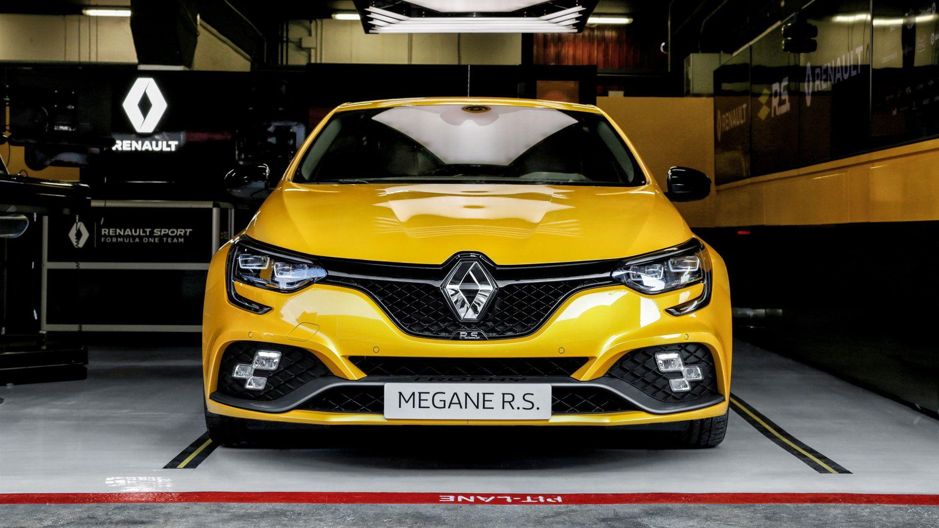 Nuevo Renault Mégane R.S. Trophy