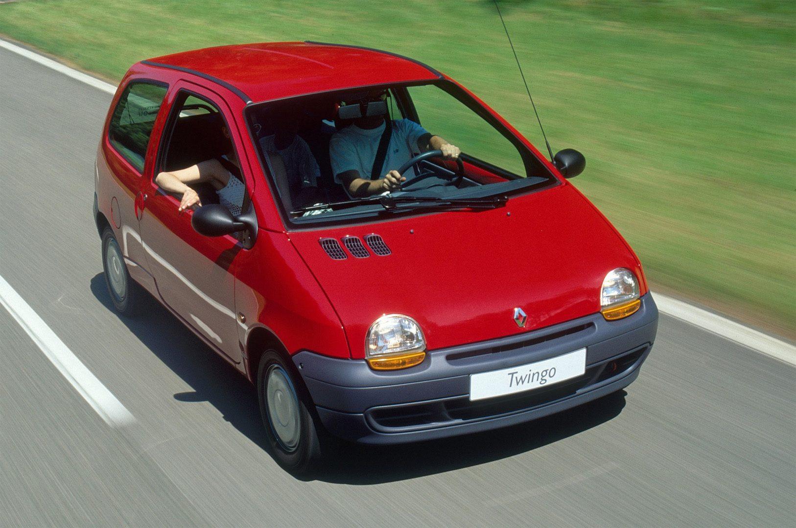 Coche del día: Renault Twingo (I)