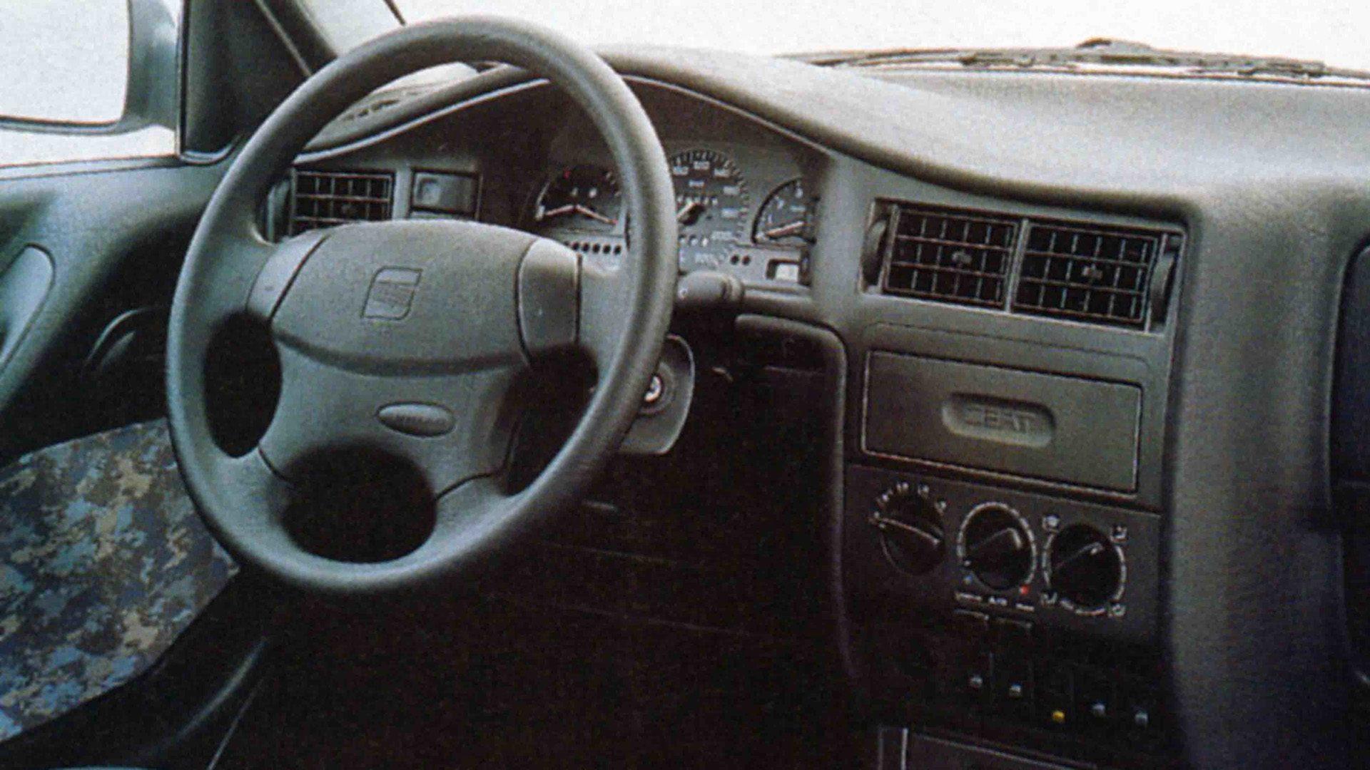 Seat Toledo 1L 1997 Interior