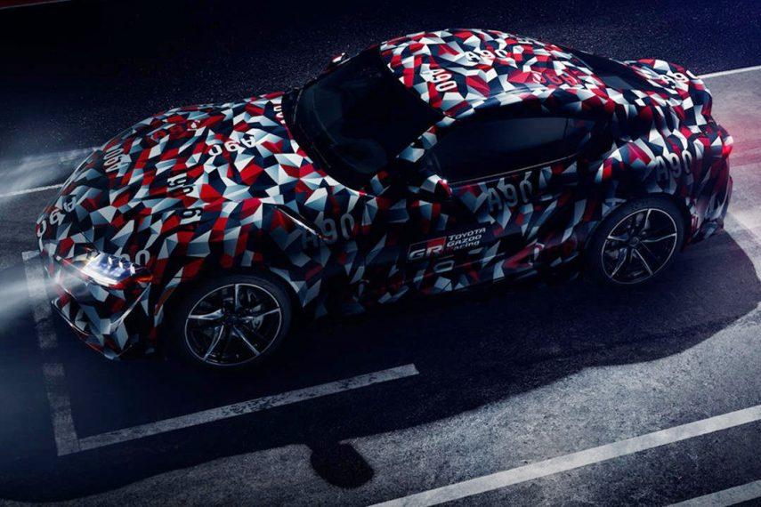 ¿Veremos el nuevo Toyota Supra de calle en Goodwood?