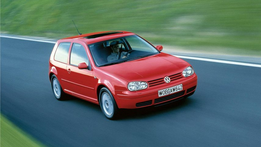Coche del día: Volkswagen Golf GTI V5 (1J)