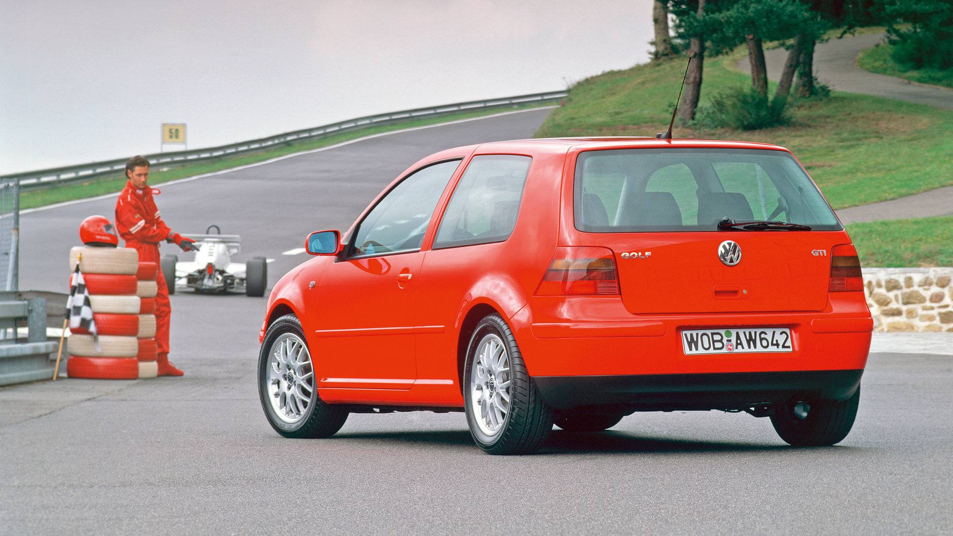 Volkswagen Golf GTI (1J)
