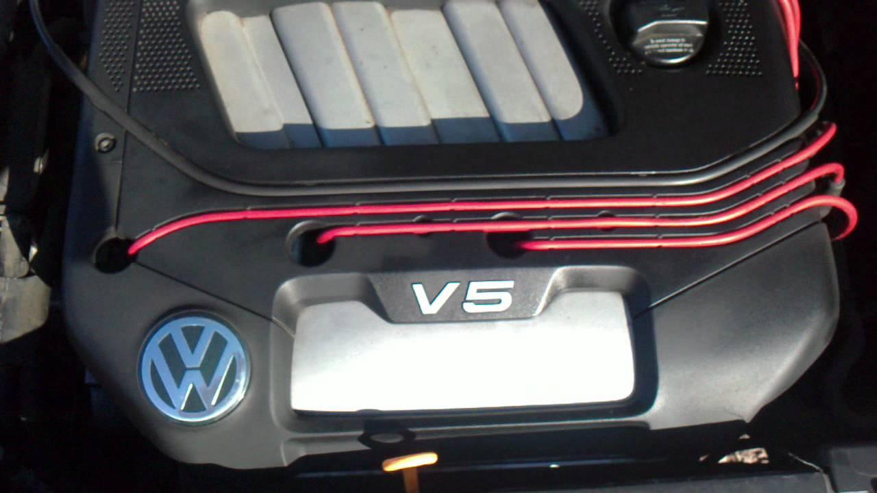 Volkswagen VR5 Motor