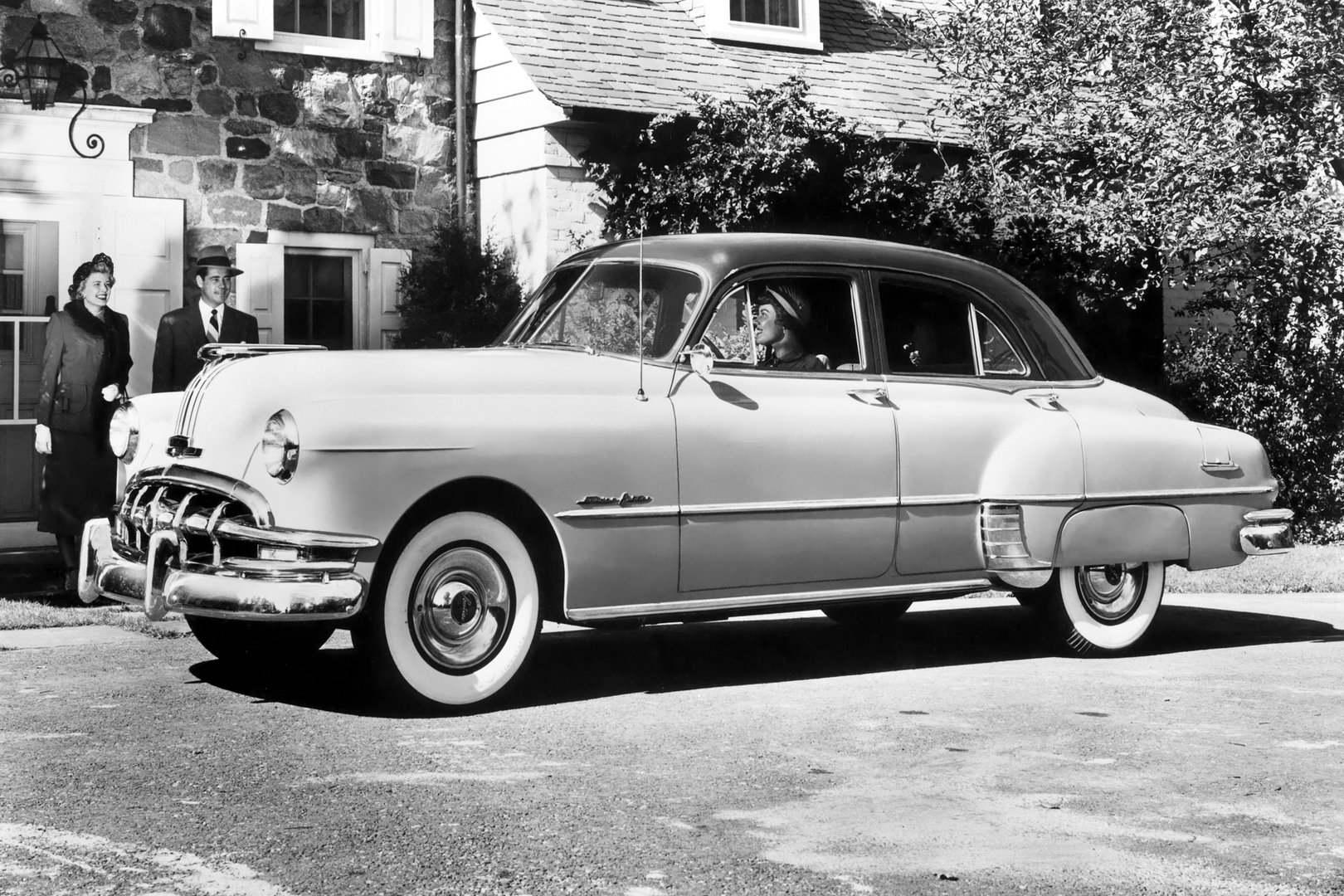 Coche del día: Pontiac Chieftain (I)