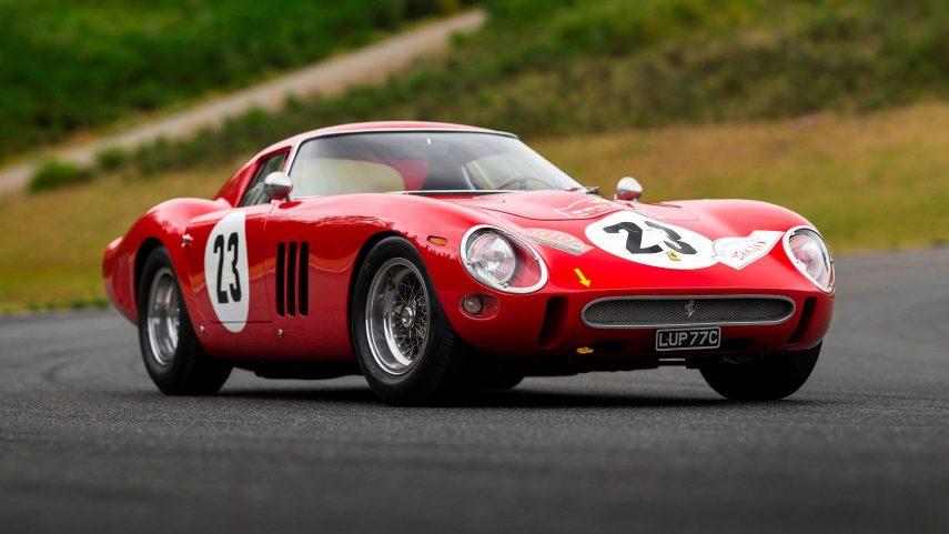 48,4 millones de dólares, eso ha costado un Ferrari 250 GTO en Pebble Beach
