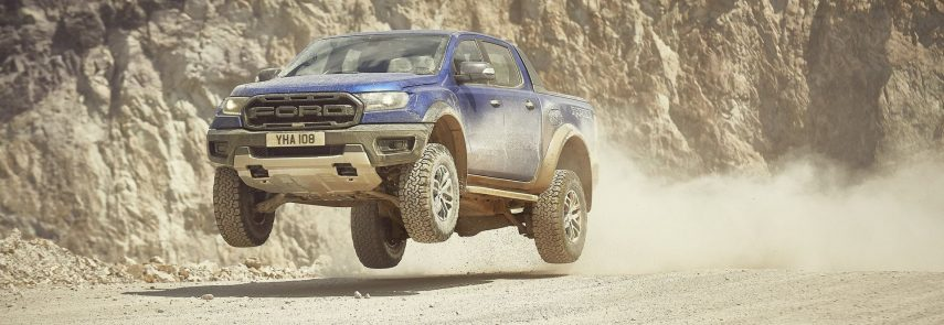 La Ford Ranger Raptor llega a Europa