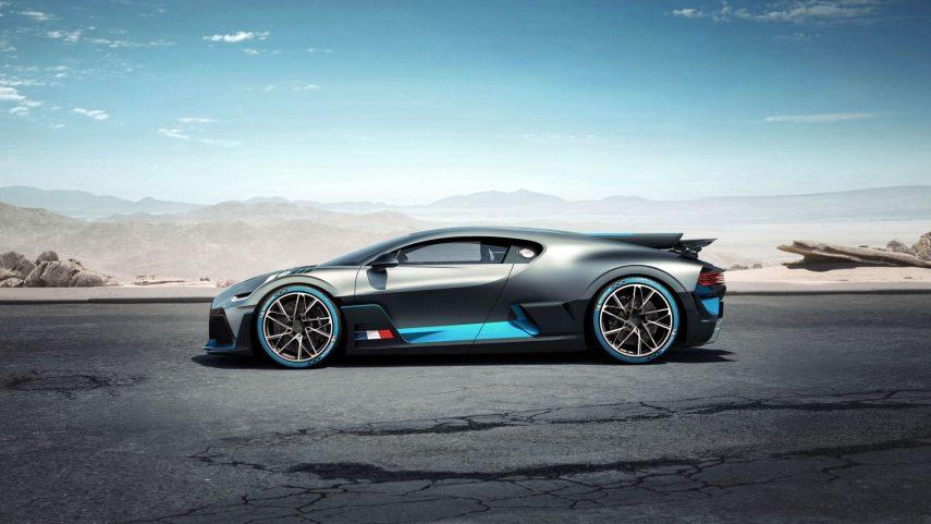 Bugatti ha presentado y vendido todos los Divo