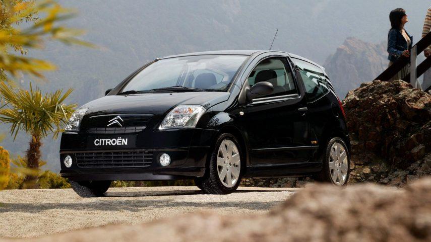 Coche del día: Citroën C2