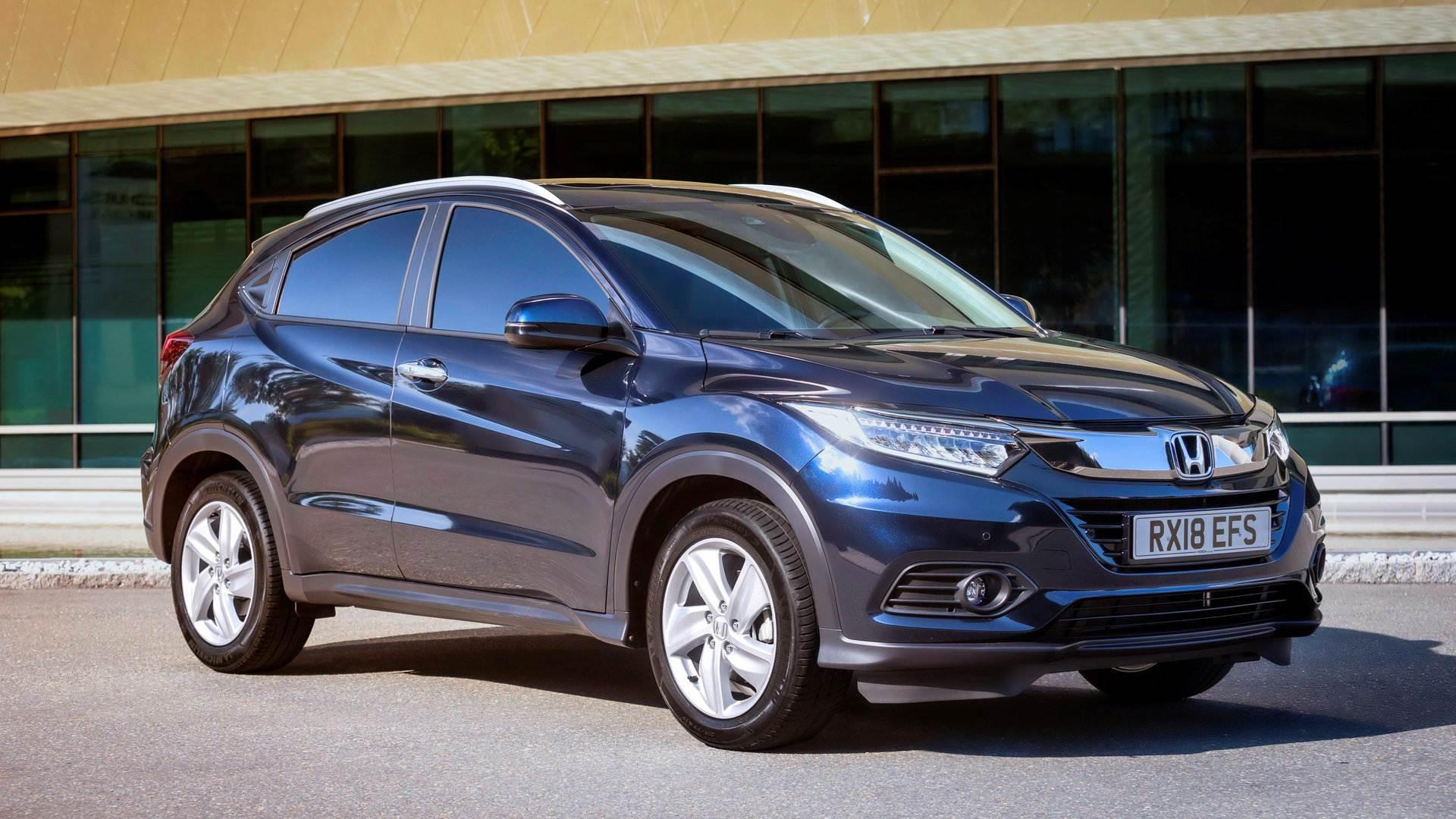 Honda actualiza su SUV compacto, el HR-V