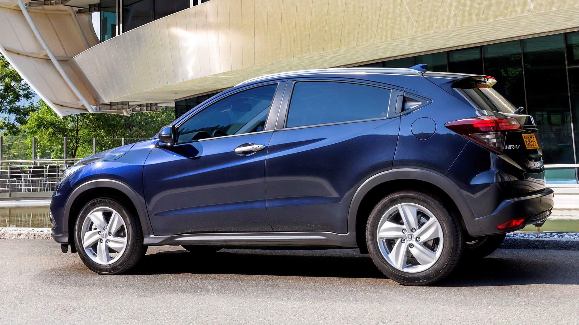 Honda HR V 5