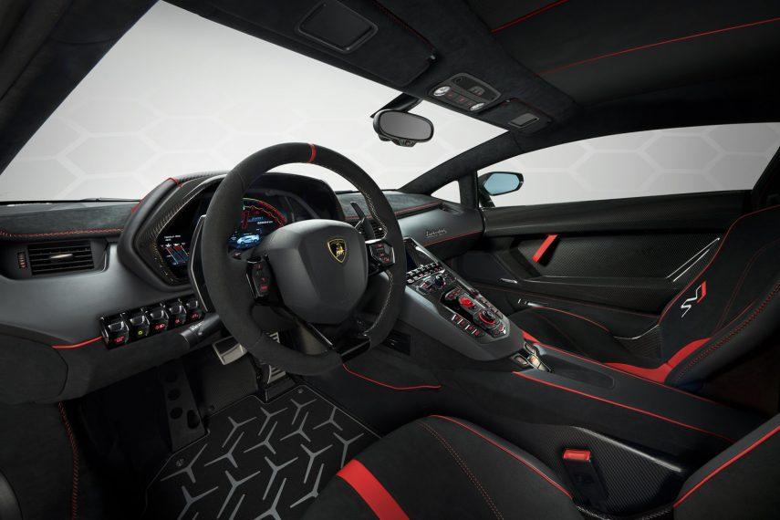 Lamborghini Aventador SVJ13