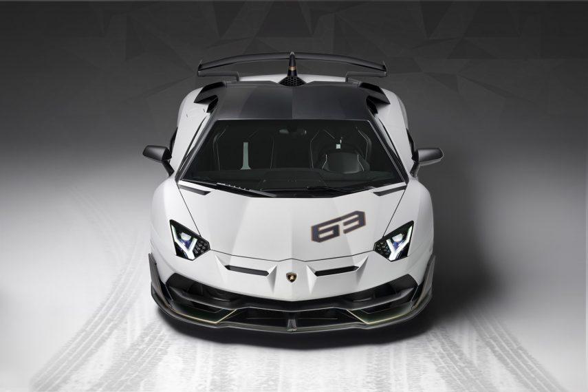 Lamborghini Aventador SVJ22
