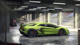 Lamborghini Aventador SVJ8