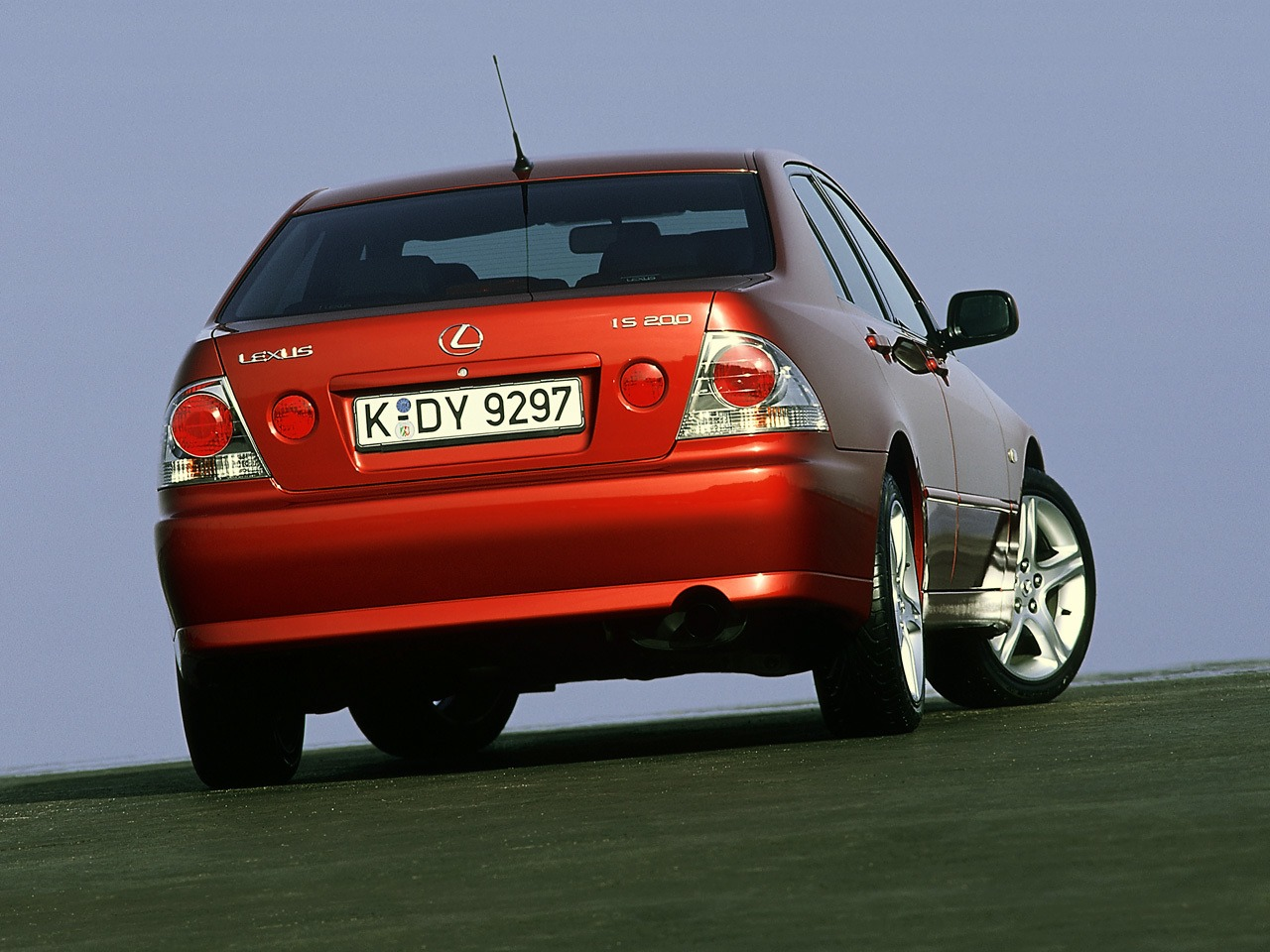Lexus IS 200 3
