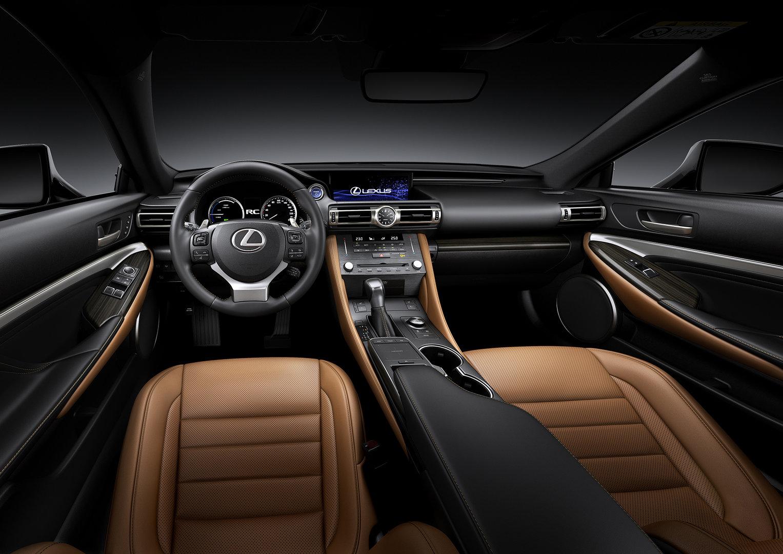 Lexus RC 300h 2018 5