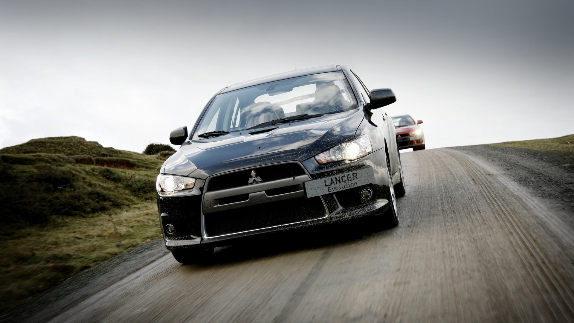 Coche del día: Mitsubishi Lancer Evo X