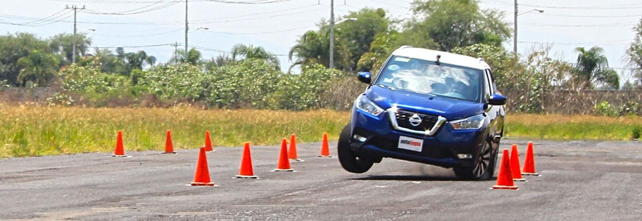 Los pequeños SUV y crossover son una bomba de relojería para la seguridad vial