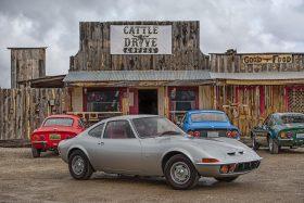 Opel GT The Great American Road Trip 2 1