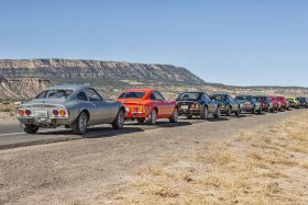 Opel GT The Great American Road Trip 3 1